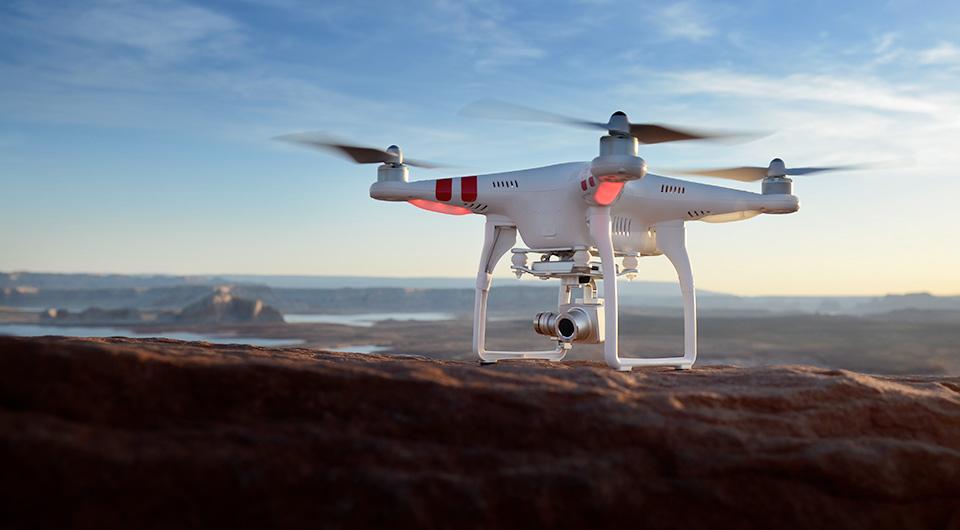 如何使用无人机拍摄视频